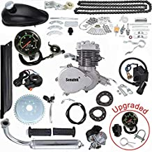 Seeutek PK80 80cc Bicycle Engine Kit 2-Stroke Gas...