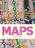 Paula Scher Maps: New York / Paris / London