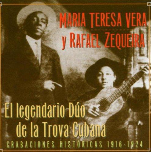 1922 Music Book (El Legendario Duo De La Trova Cubana: Grabaciones Historicas 1916-1924)
