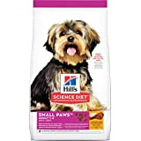 Hill's Science Diet Dry Dog Food, Adult, Small Paws for Small Breeds, Chicken Meal & Rice Recipe, 15.5 lb Bag
