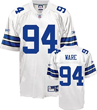 Image Unavailable. Image not available for. Color  DeMarcus Ware  94 Dallas  Cowboys Replica NFL Jersey ... b7cf5ce4a