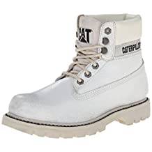 Caterpillar Women's Colorado Burnished Combat Boot
