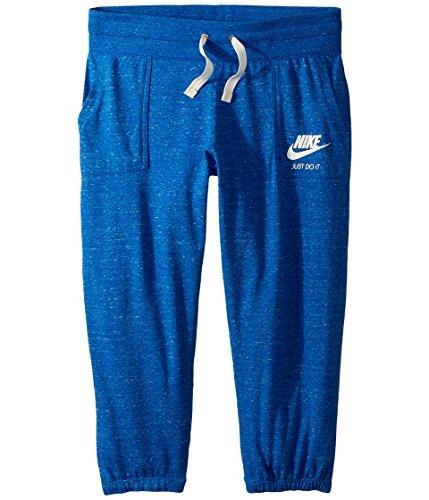 Nike Vintage Jersey - NIKE Girls' Sportswear Gym Vintage Capri Pant (Medium)