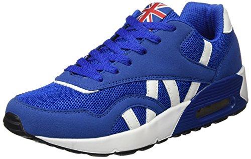 BEPPI Sport 2152635, Zapatillas de Deporte para Hombre Azul (Blue)