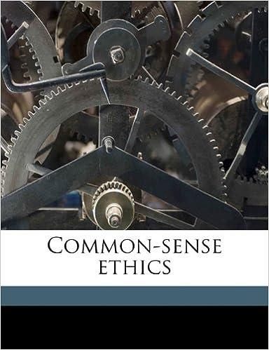 Common-sense ethics
