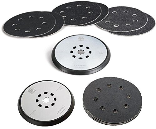 Fein 2 Pack Of Genuine OEM Replacement Sanding Pads # 63806195020-2PK