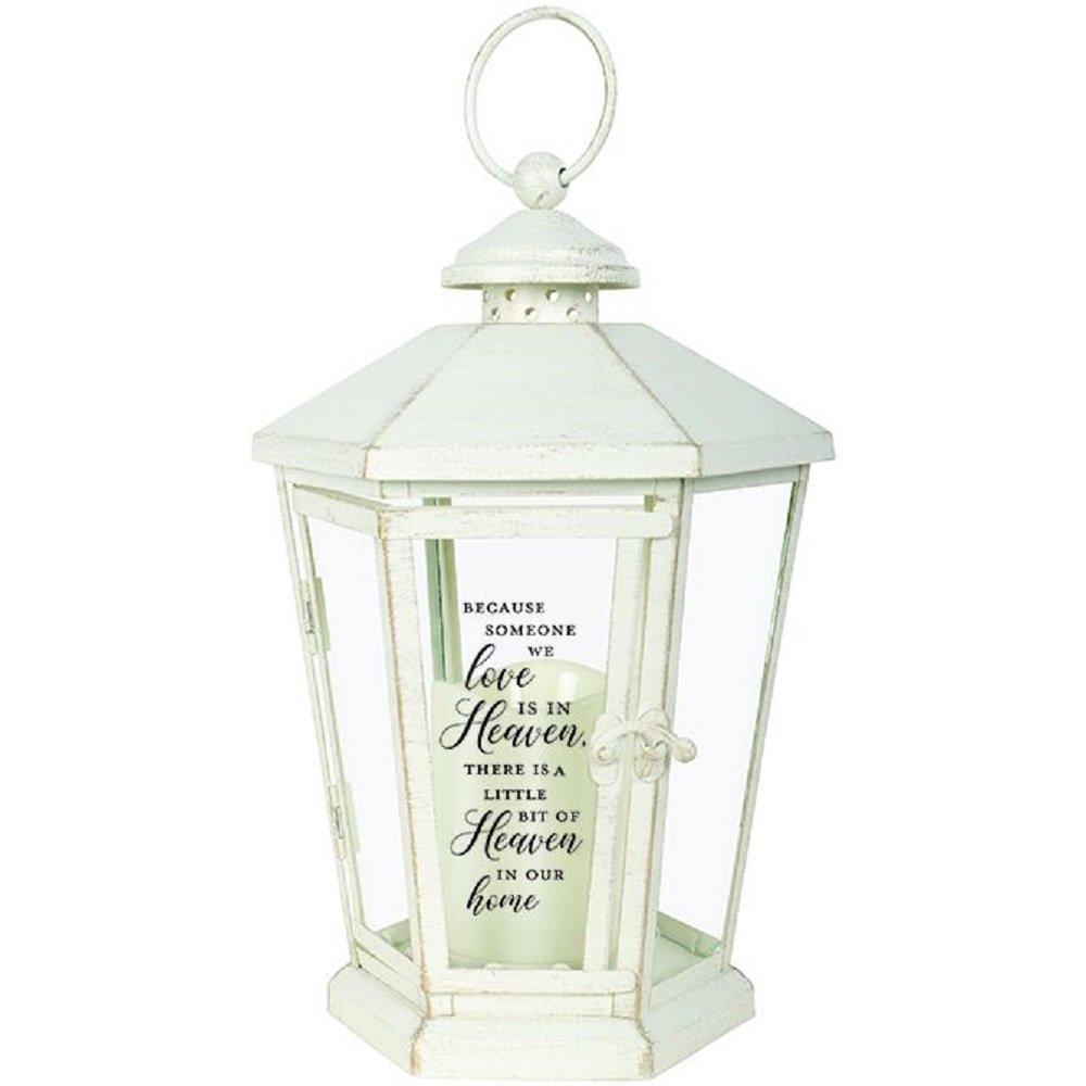 Carson Heaven Home Antique Decorative Candle Lanterns White