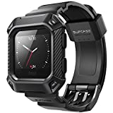 SUPCASE Fitbit Blaze Bands & Case, Rugged Case Strap Bands for Fitbit Blaze Smart Watch