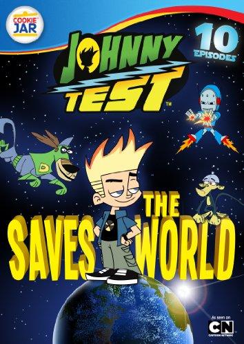 Johnny Test - Johnny Saves the World! (Dvd Sound Test Surround)