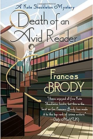 book cover of Death of an Avid Reader