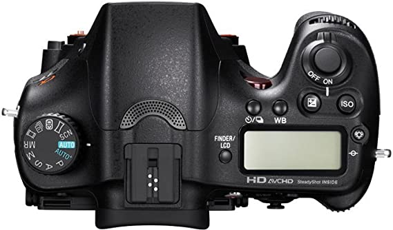 Sony SLT-A77V - Cámara réflex Digital de 24.7 MP (Pantalla 3 ...