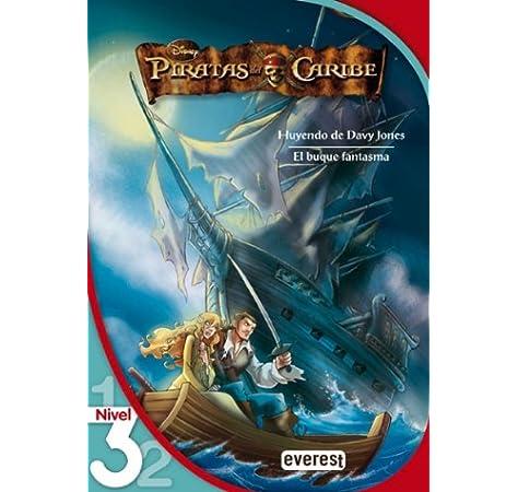 Piratas del Caribe 2. Huyendo de Davy Jones. El buque fantasma ...