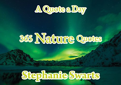 nature quotes kindle edition by stephanie swarts health
