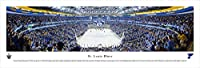 Saint Louis Blues - End Zone View at Scottrade Center - Panoramic Print