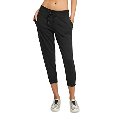 choose original new collection special selection of Amazon.com: DKNY Sport Womens Fitness Workout Jogger Pants ...