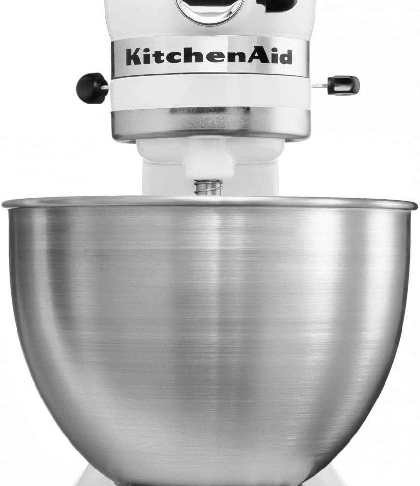 Kitchenaid 5K45SSEWH Serie Classic - Batidora amasadora ...
