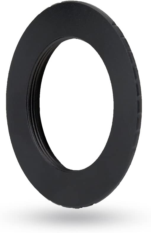 Oumij Camera Adapter Ring M39 Screw Mounting Lens Adapter Ring for Nikon AI Mount DSLR Cameras
