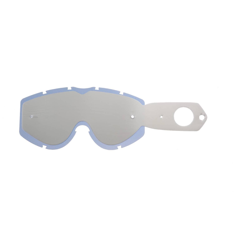 SeeCle 414609 lentes combo con lentes de color ahumado con 10 tear off compatible con m/àscara Progrip 3200//3400//3450//3458