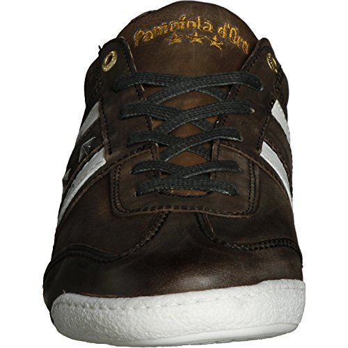Männlich Low Imola Classico Pantofola Coffee Schuhe Uomo OP Dunkelbraun Bean d'Oro x5g1qaqw