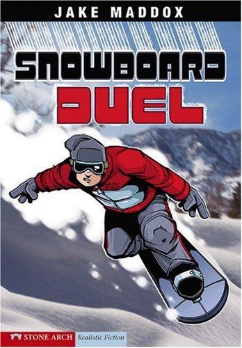Snowboard Duel (Jake Maddox Sports Stories) pdf epub