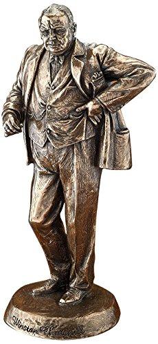 (Design Toscano Sir Winston Churchill Statue, Bronze)
