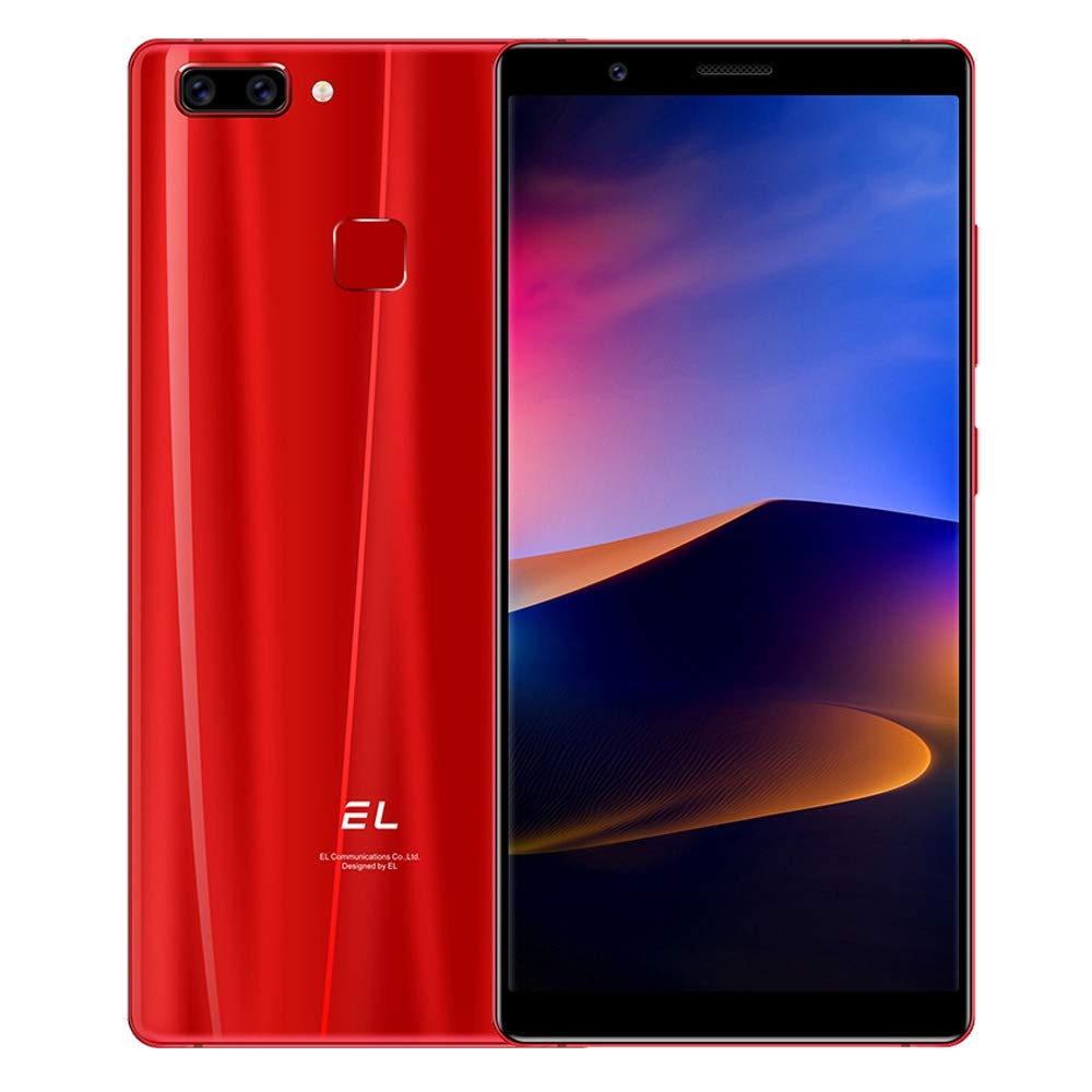 Y30, 3GB+32GB, Dual Back Cameras, Face & Fingerprint Identification, 6.0 inch Android 8.1 MTK6750 Octa Core up to 1.5GHz, Network: 4G, Dual SIM (Black) (Color : Red)