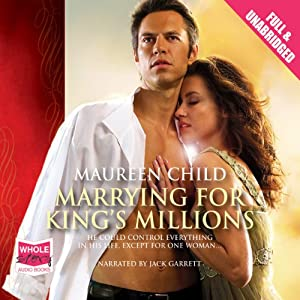 Marrying for King's Millions Audiobook