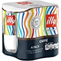 illy Caffe, 6.8 fl oz, 4 Pack