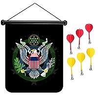 Flyt Army USMCの安全磁気の3d印刷DartboardゴムマグネットDart Discの商品画像