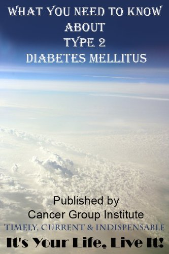 What You Need To Know About Type 2 Diabetes Mellitus - It's Your Life, Live It!