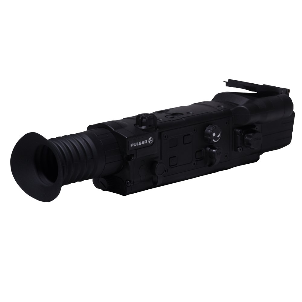 952dd0e544b Amazon.com   Pulsar Digisight N550 Digital Night Vision Rifle Scope   Rifle  Scopes   Sports   Outdoors