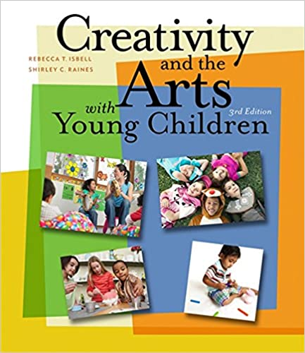 amazon com creativity and the arts with young children