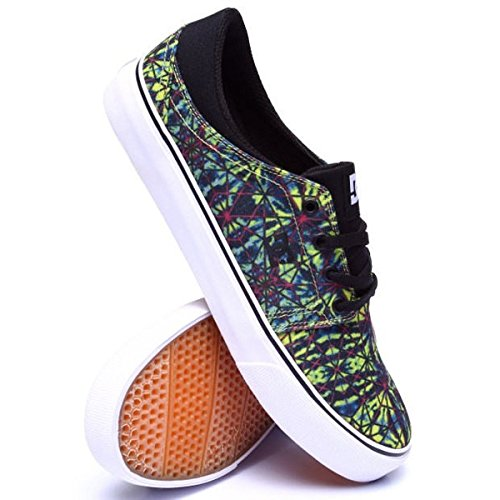 不器用トレーダー保証(ディーシー) DC Shoes メンズ シューズ?靴 スニーカー trase sp - prism print 並行輸入品