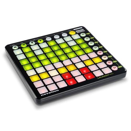 NOVATION Launchpad S Super-Intuitive Grid 64-button Ableton/MIDI Live Controller