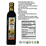 De La Rosa Real Foods & Vineyards - Organic Balsamic Vinegar of Modena (16.9 oz/500 ml) 5 100% Organic Balsamic Vinegar of Modena Kosher for Passover & all year around USDA Certified Organic. Vegan. GMO-Free. Gluten Free. No additives or Preservatives added