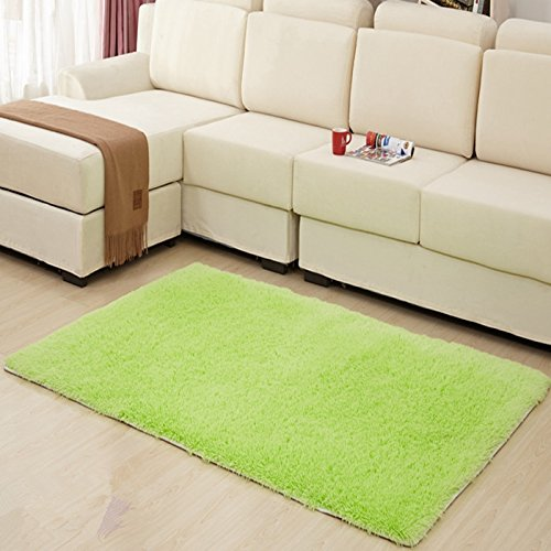 hughapy home decorator modern shag area rugs super soft