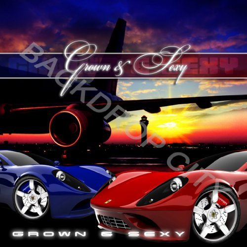 8'x8' Rap Grown Ferrari Hip Hop Background -