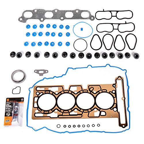 SCITOO Head Gasket Sets Engine Gasket Kit Replacement for 2004-2006 GMC Canyon 2.8L