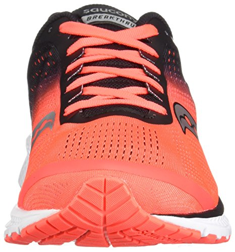 Vizired 4 Uomo Scarpe black Breakthru Saucony Running OaSqUng