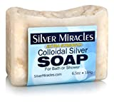 Extra Strength Colloidal Silver Soap