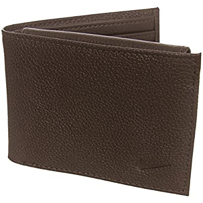 Nike Golf Leather Wallet, Passcase - Brown