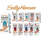 Lot of 10 Sally Hansen Salon Effects Real Nail Polish Strips - 10 Different Colors