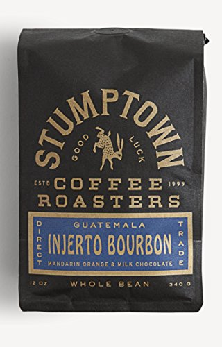 Stumptown Coffee Roasters Well Beans, Guatemala El Injerto Bourbon, DIRECT TRADE, 12oz