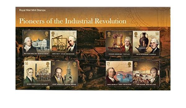 2009 Pioneers of the Industrial Revolution - Pack de ...