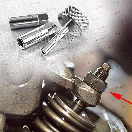 Tappet Valve Adjustment Wrench Tool Set Timing Chrome Vanadium Steel