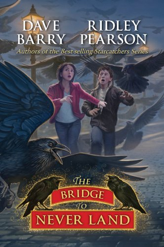 The Bridge to Never Land (Peter and the Starcatchers)