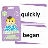 Sight Words Flashcards for Reading Readiness - Choose from 5 Grade Levels, 100 Words Each! by Pint-Size Scholars (Third Grade)