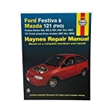 Ford Festiva and Mazda 121 (FWD) Australian Automotive Repair Manual: 1987 to 1997