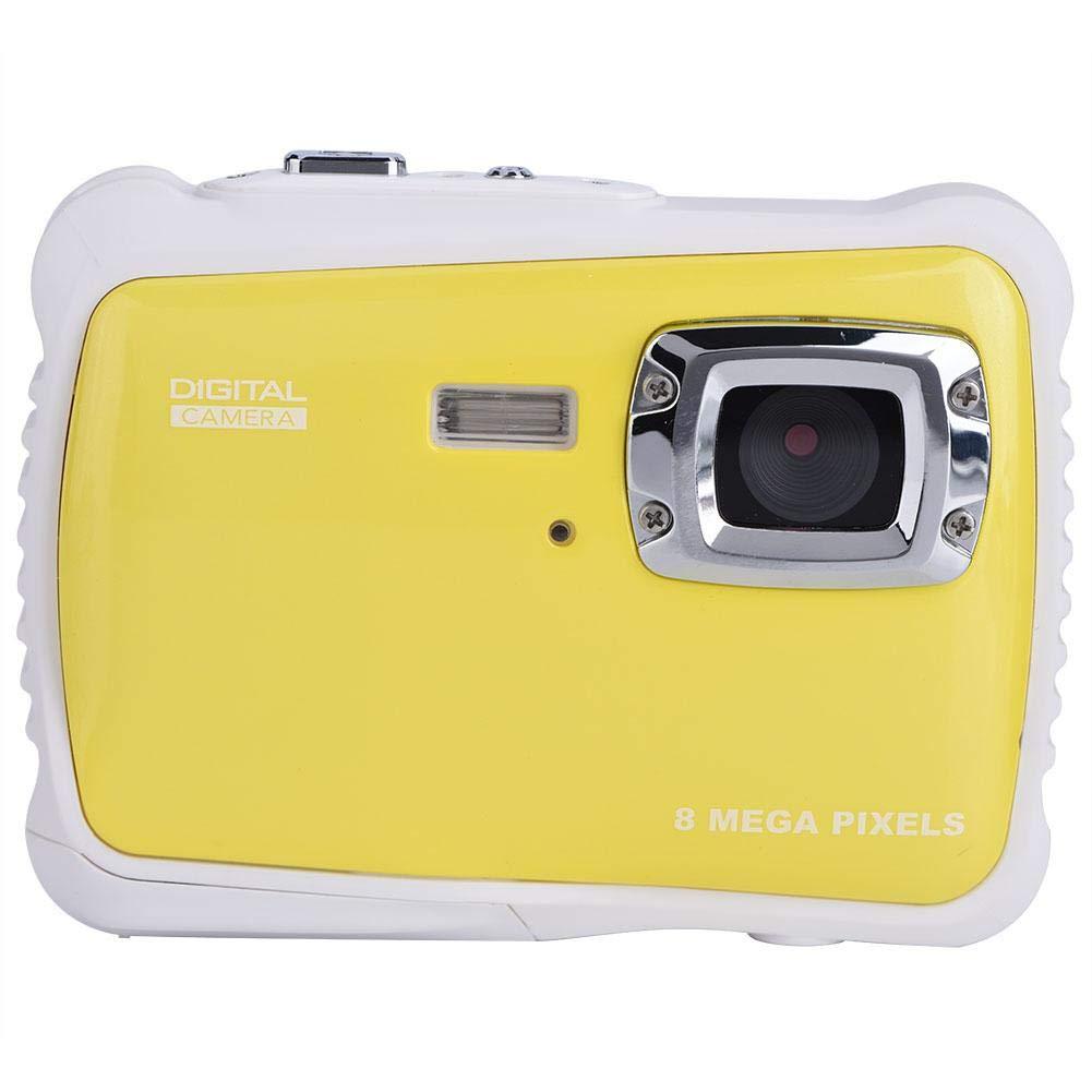 VBESTLIFE Appareil-Photo Numérique Imperméable, Caméra de Sport 8 mégapixels avec Écran HD de 2, 0 Pouces Anniversaire Cadeau Jouet pour des Enfants