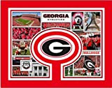 Georgia Bulldogs Milestones & Memories 11x14 Custom Matted Photos